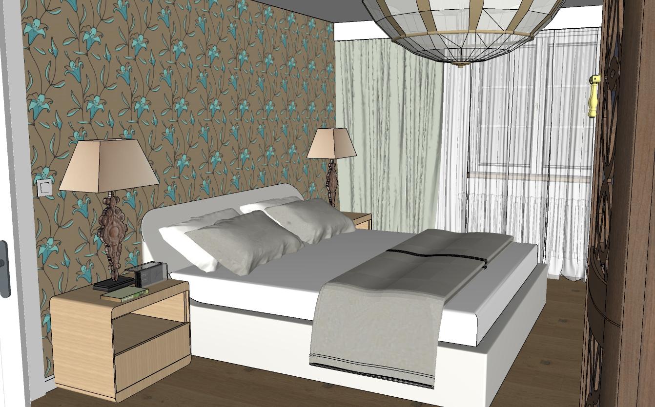 Žižkov, ložnice2