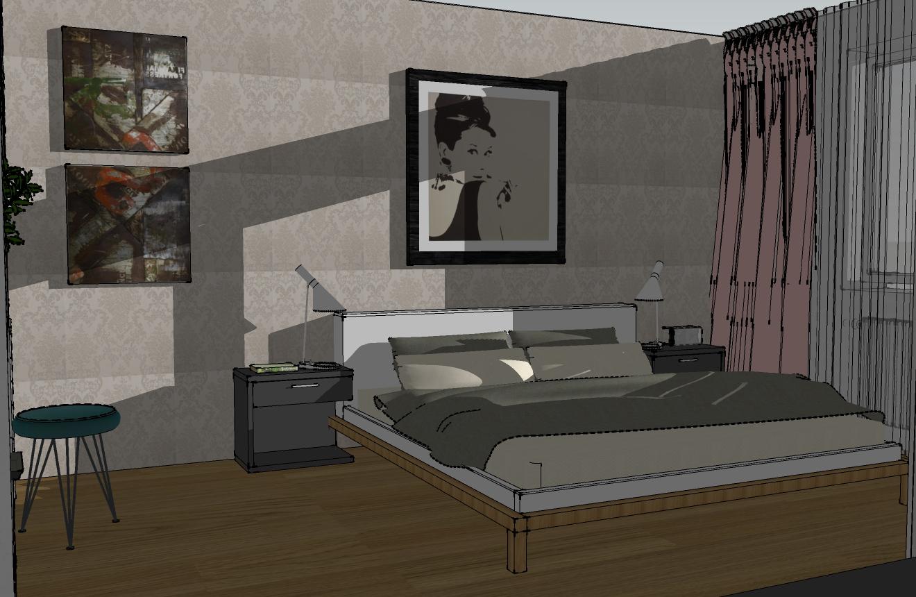 Vysočany ložnice